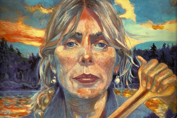 Joni Mitchell Painting 2